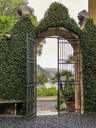 Abbazia di San Girolamo al monte di Portofino per un weekend in Liguria