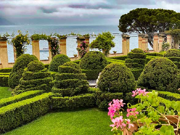 UN WEEKEND IN LIGURIA tra parchi e giardini